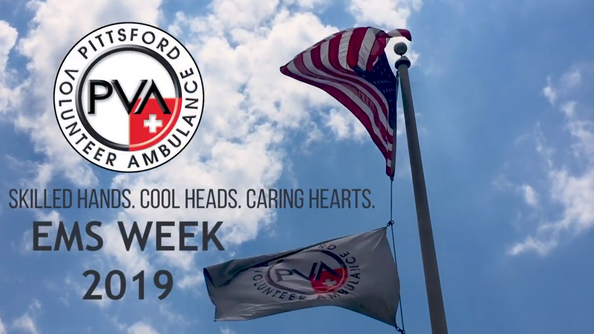 Happy EMS Week, 2019! (video)