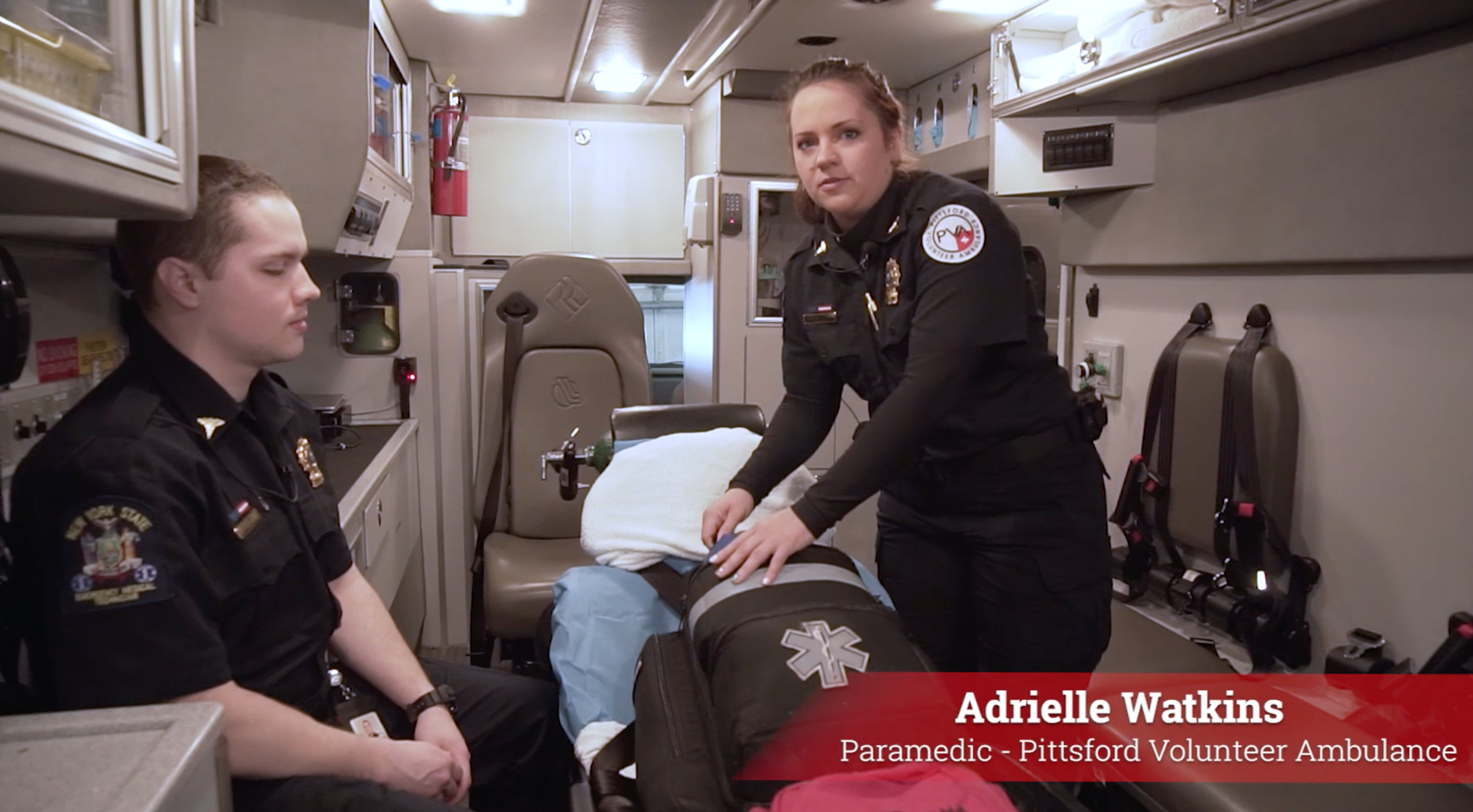 Virtual Ambulance Tour - Part 2, Advanced Life Support