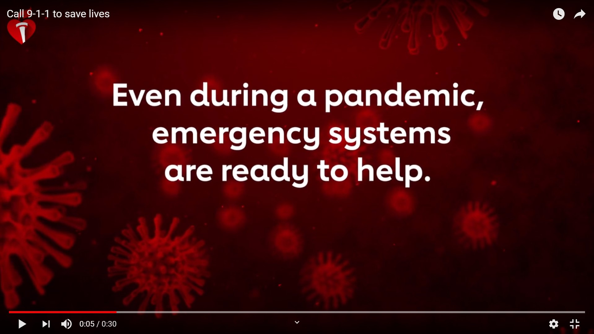 The new pandemic threat: People may die because they're not calling 911